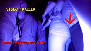 groping rubbing in nightclub