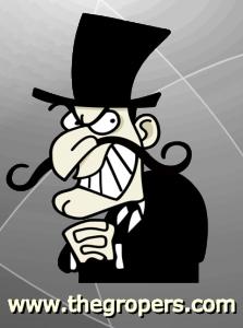 gropers logo
