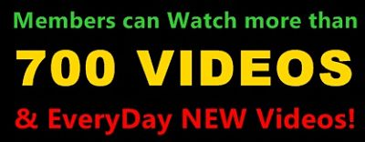 Today: More than 700 videos!!!